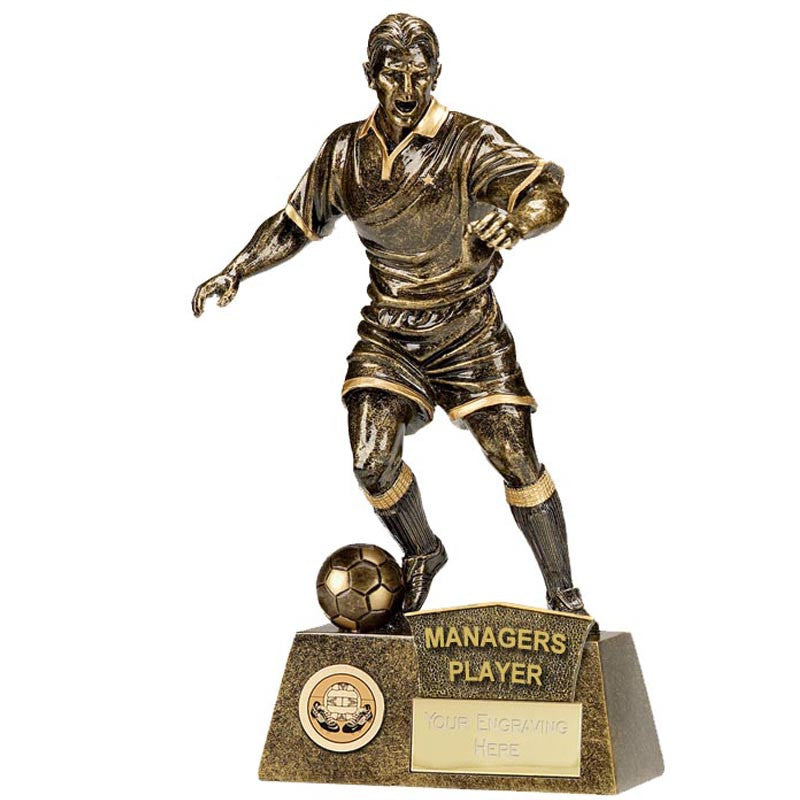 Pinnacle Managers Player Trophy