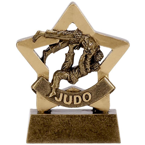 Judo-mini-star-trophy-Ace-trophies