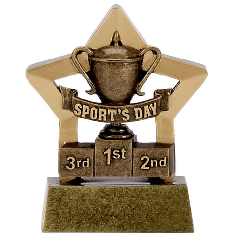 Mini Stars Sports Day Trophy