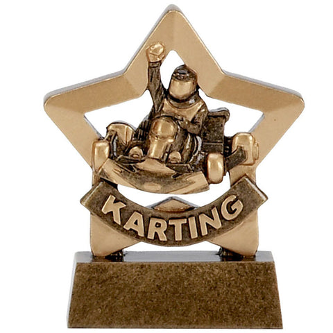 Mini Stars Karting Trophy - Ace Trophies