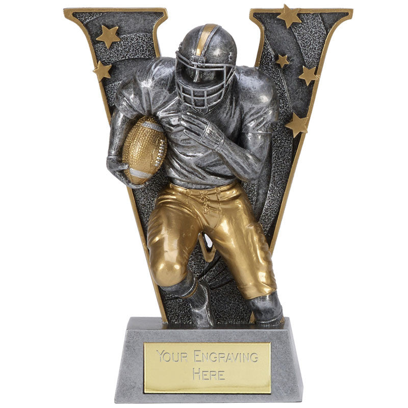 American-Football-V-Series-Trophy - Ace-Trophies