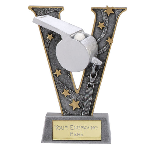V Series Whistle Trophy