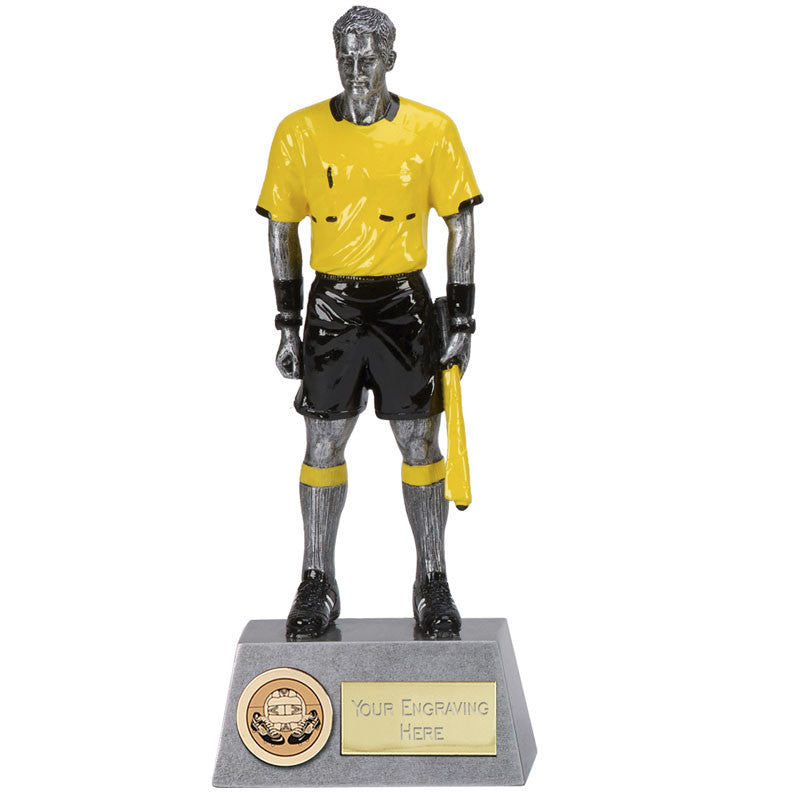 Pinnacle official Lines Man Trophy
