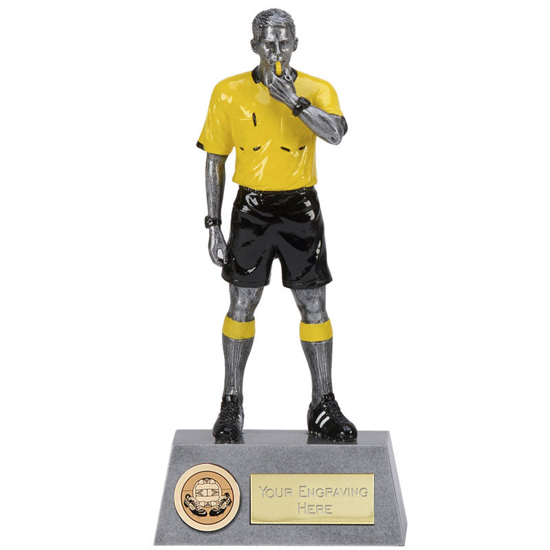Pinnacle Officials Referee Trophy