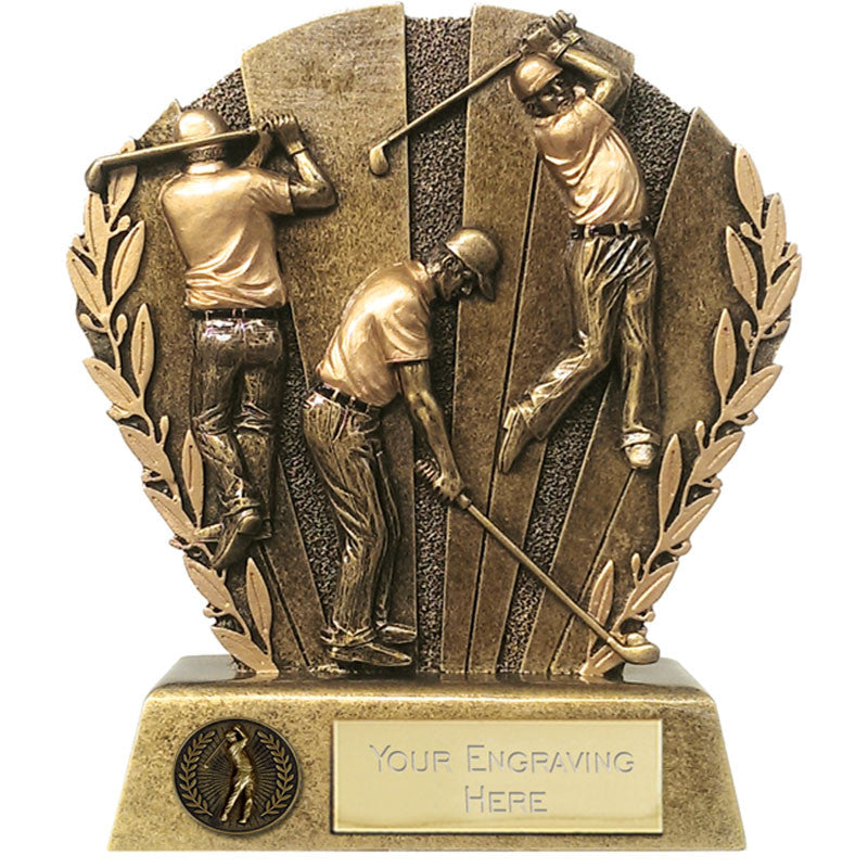 Direction Golf Trophy - Ace Trophies