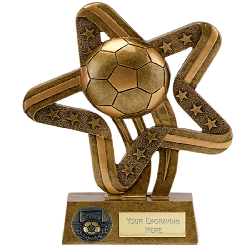 Stars & Stripes Unisex Football Award