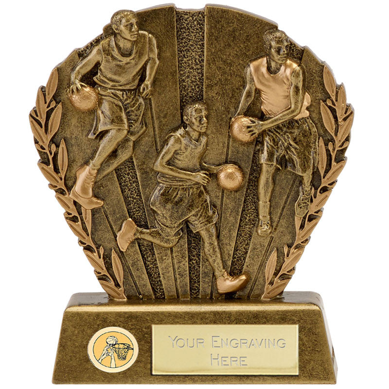 Direction Basketball Trophy - Ace Trophies