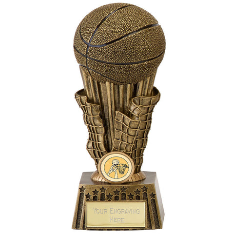 Focus Basketball Trophy - Ace Trophies