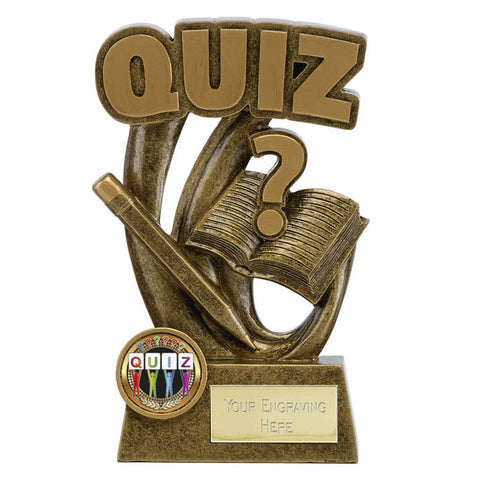 Epic Quiz Award - Ace Trophies