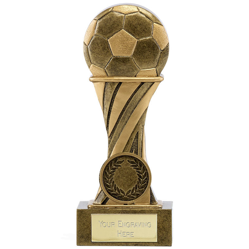 "7 3/4"" Showcase Football Trophy - Ace Trophies"