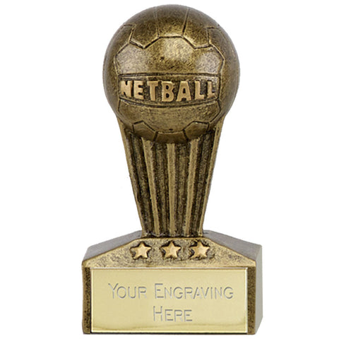 Micro Netball Trophy
