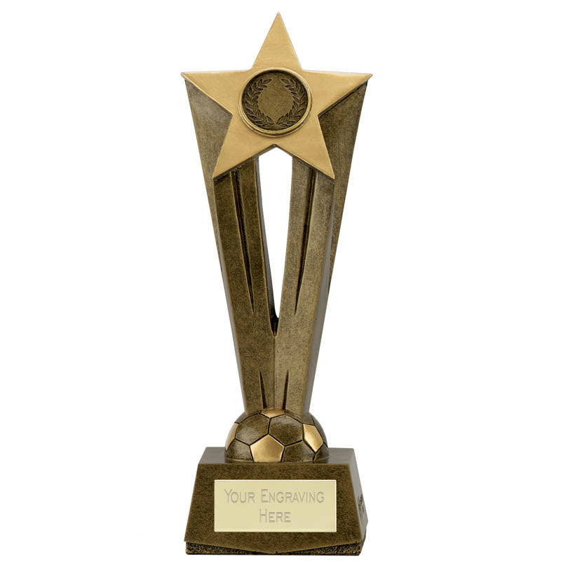 Cherish Star Football Award - Ace Trophies