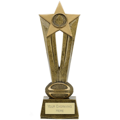 Cherish Star Rugby Award - Ace Trophies