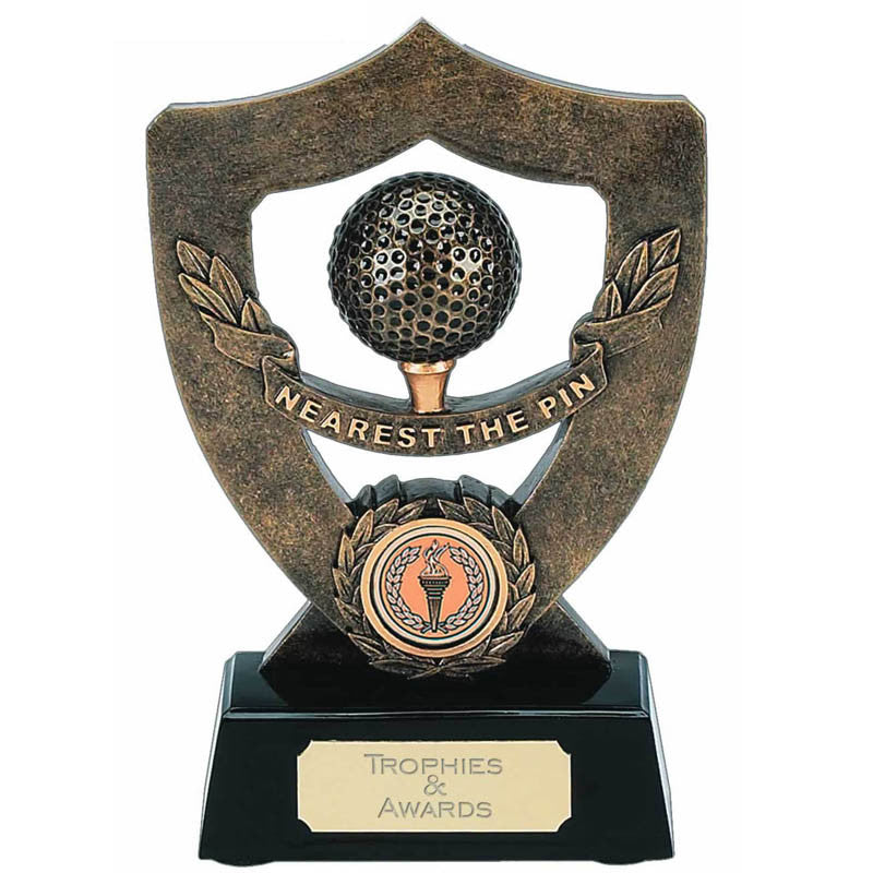 Nearest the Pin Celebration Shield - Ace Trophies