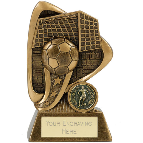 Aim Football Trophy - Ace Trophies