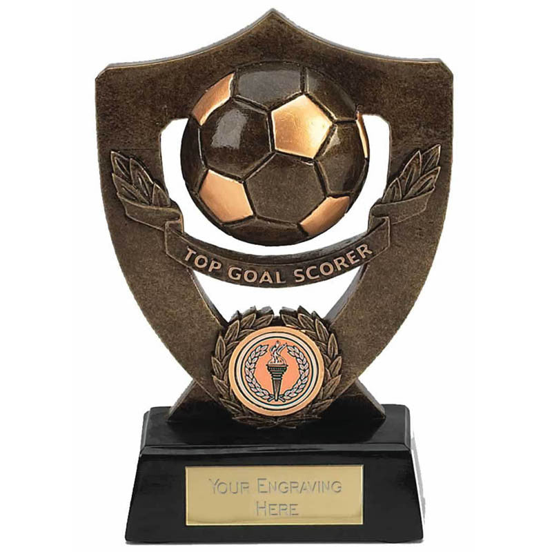Celebration Shield Series Top Goal Scorer Trophy - Ace Trophies