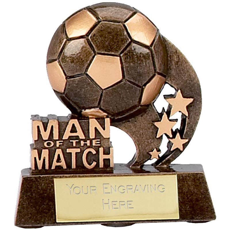 Man of the Match Award - Ace Trophies
