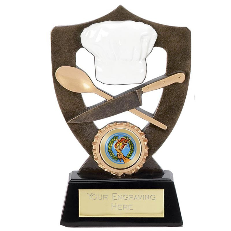 Celebration Chef Award - Ace Trophies