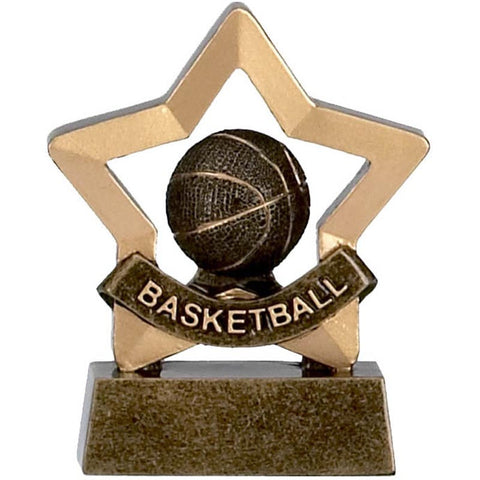 Basketball-mini-star-trophy-Ace-Trophies