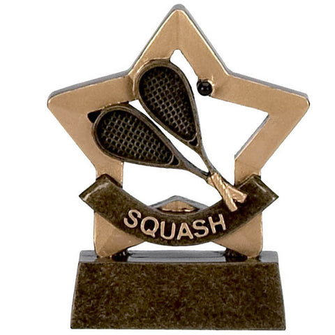 Squash Mini Star Trophy