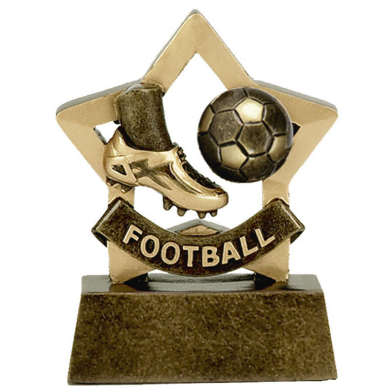 Boot & Ball Mini Star - Ace Trophies