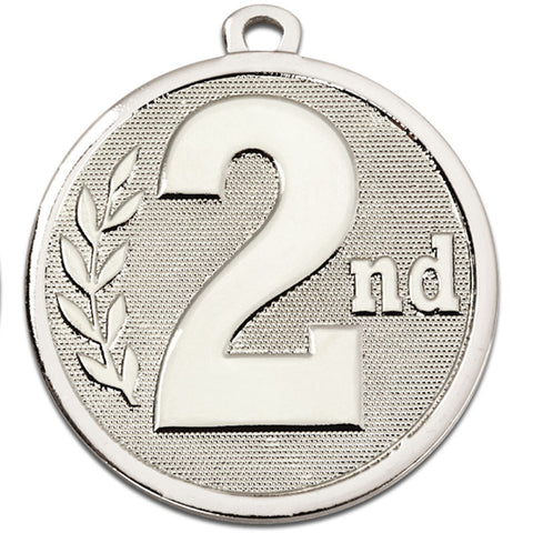2nd Place Medal - Ace Trophies