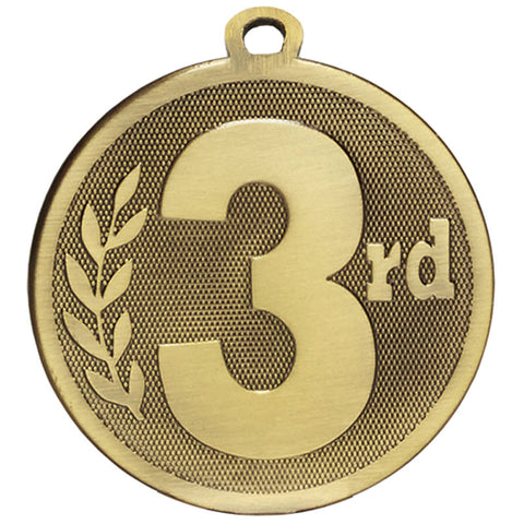 3rd Place Medal - Ace Trophies
