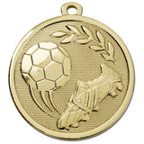 Galaxy Boot & Ball Medal