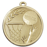 Galaxy Netball Medal - Ace Trophies