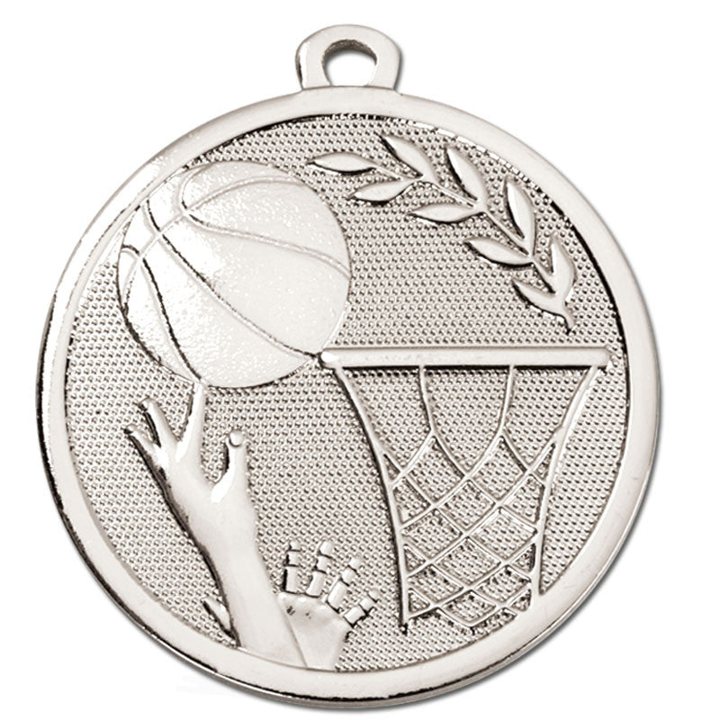 Galaxy Basketball Medal - Ace Trophies