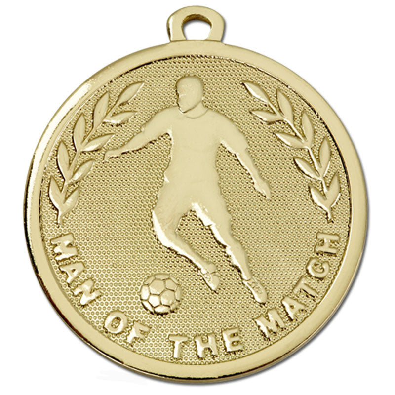 Galaxy Man of the Match Medal - Ace Trophies