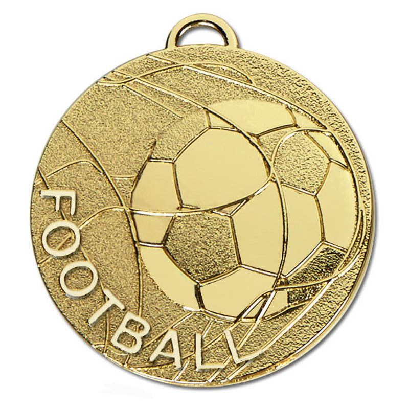 Action Football Medal - Ace Trophies