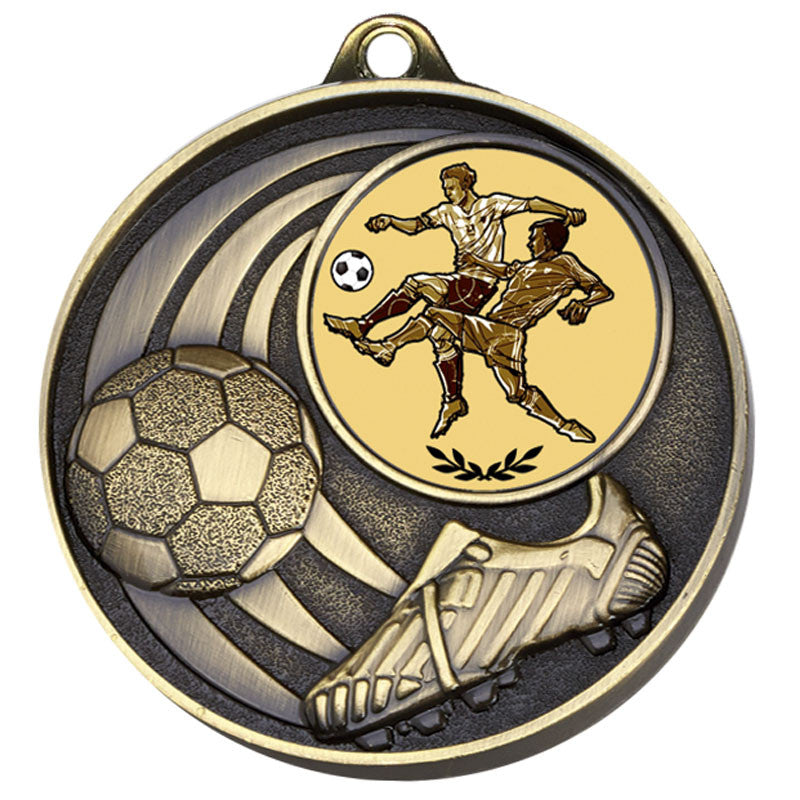 Boot & Ball Medal - Ace Trophies