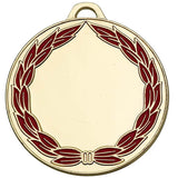 Classic Wreath 50 Colour Medal - Ace Trophies