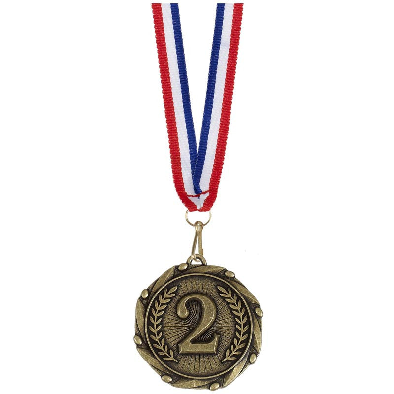 Combo 2nd Medal - Ace Trophies