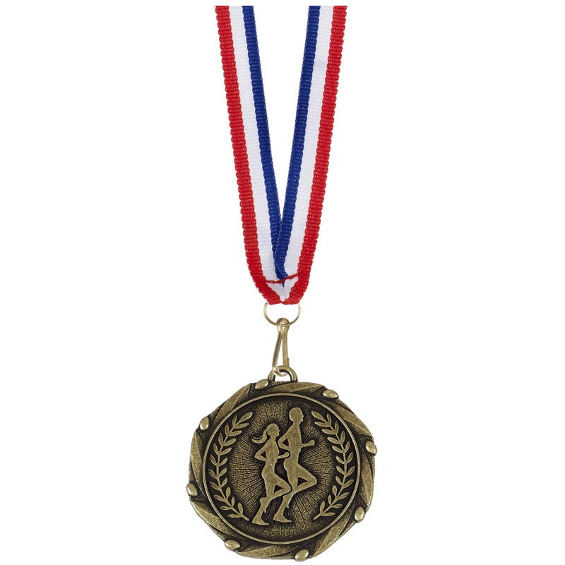 Combo Running Medal - Ace Trophies