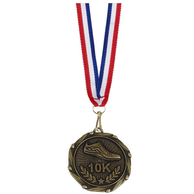 Combo 10K Running Medal - Ace Trophies