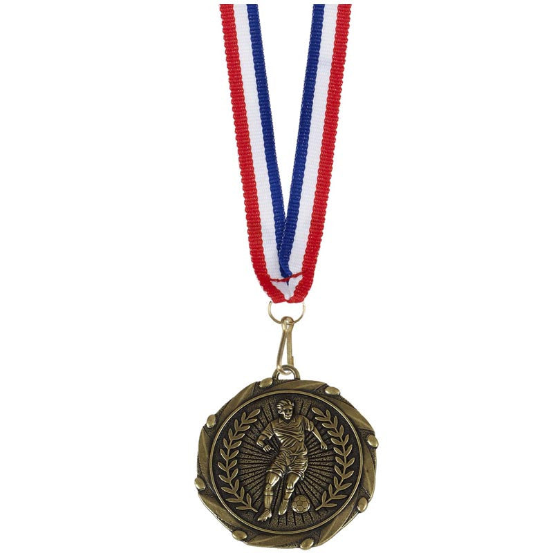 Combo Football Medal - Ace Trophies