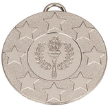 Target Combo Star Medal - Ace Trophies