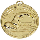 Target Combo Swimming Medal
