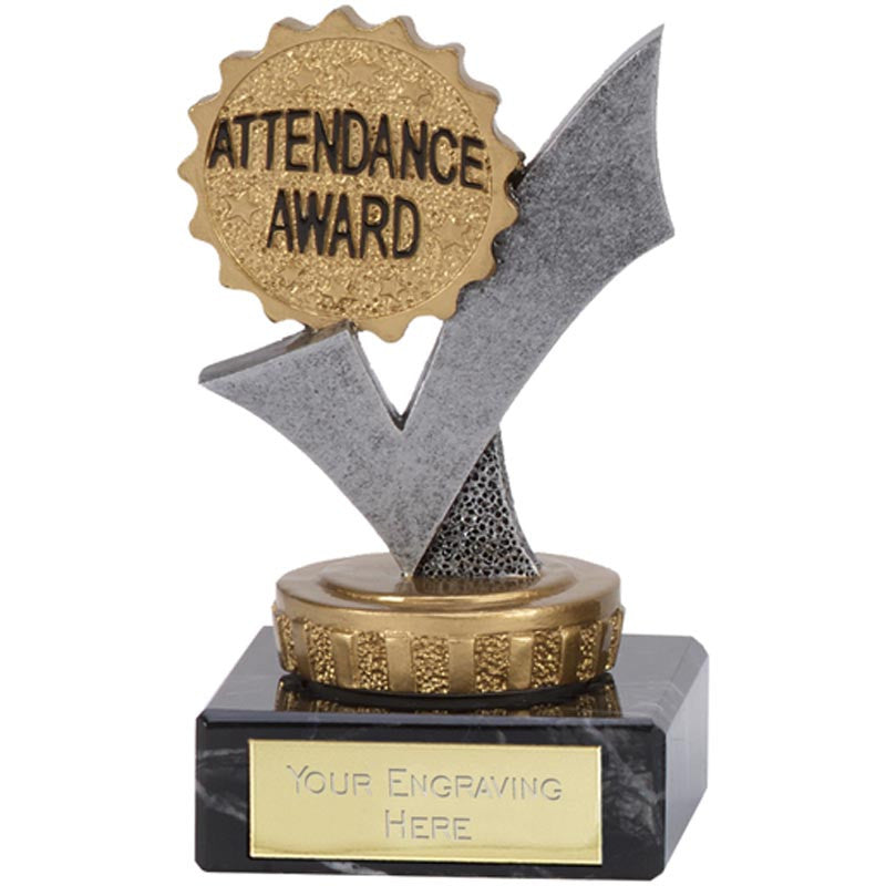 Attendance Award - Ace Trophies