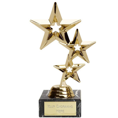 Triple Star Gold Trophy