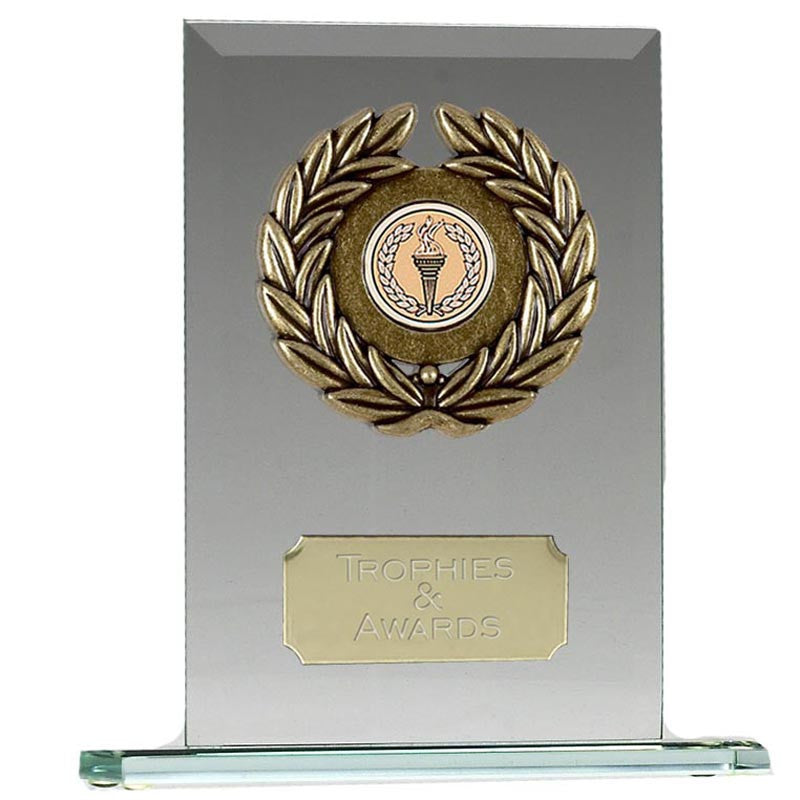 Apex Jade Glass Award - Ace Trophies