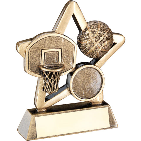 Resin Basketball Award