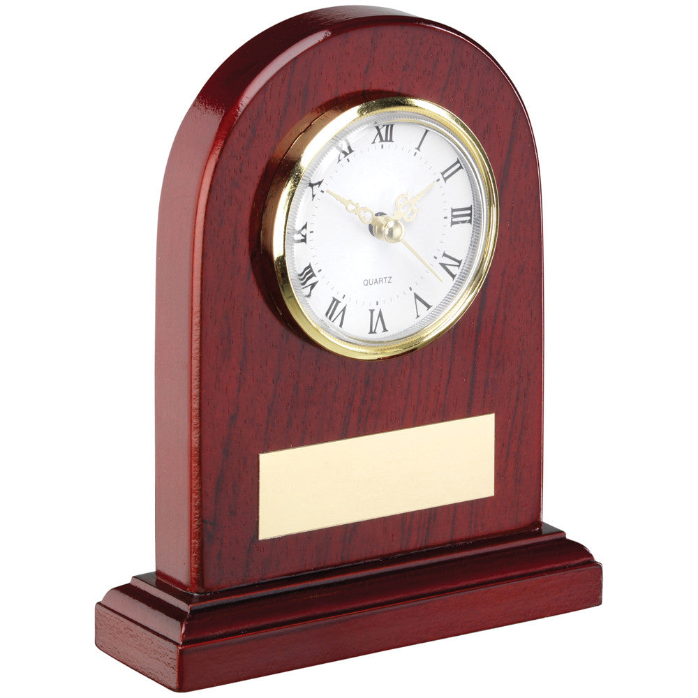 Wooden Clock - Ace Trophies