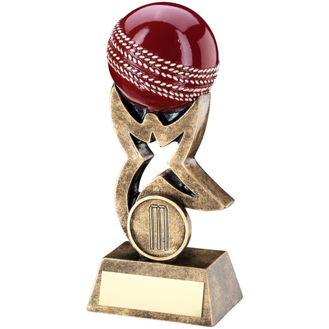 3D Cricket Ball Trophy - Ace Trophies