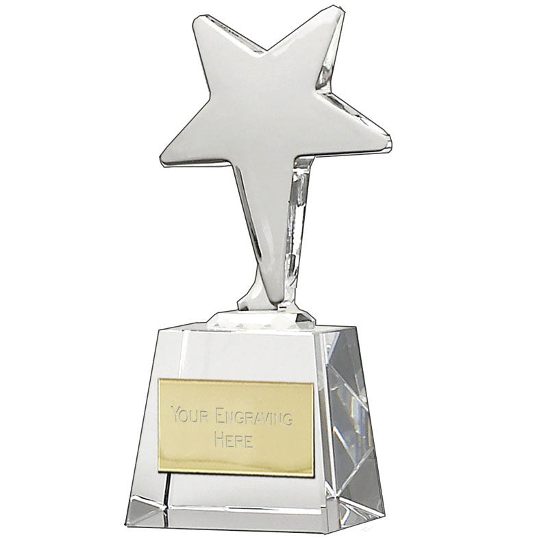 ice Star Crystal Award - Ace Trophies