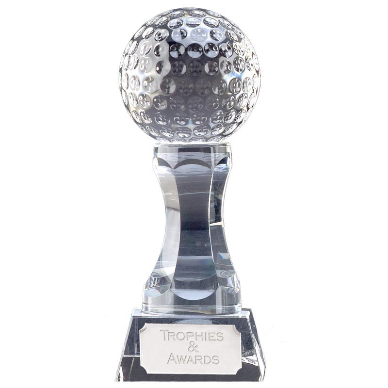 Ace Golf Optical Crystal - Ace Trophies