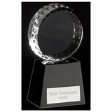 Atlas Golf Ball Crystal - Ace Trophies