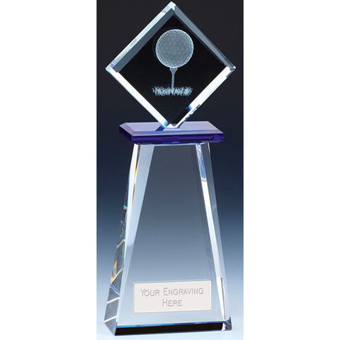 Balance Golf Crystal Award - Ace Trophies